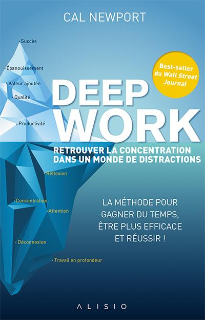 couverture deep work